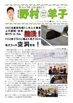 ニュース no.134 (2020.11.10)